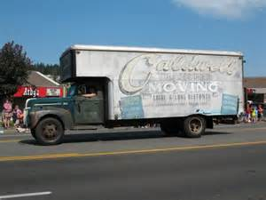 Old Moving Truck
