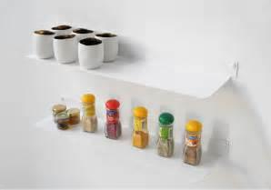 etagere murale cuisine teeline 60 cm lot de 2 acier With etagere murale de cuisine