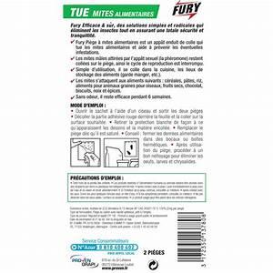Piege A Mite Alimentaire : pi ge anti mites alimentaires fury 2 pi ges de anti ~ Dailycaller-alerts.com Idées de Décoration
