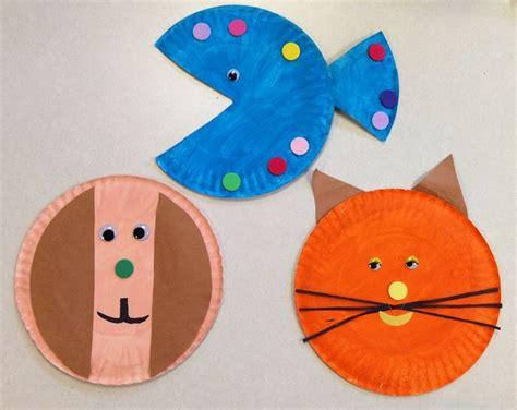 pet theme paper plate craft club pet 992 | 1165681f709fa1a59d5faa525b8bc5da