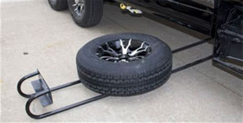 Boat Trailer Tire Bounce by Bal Innovative Products For The Rv Industry
