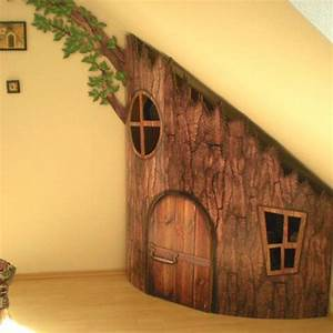 Playrooms under the stairs: How to create a dream play