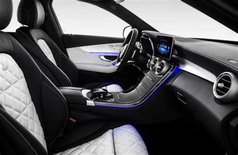 mercedes c 2019 interior 2019 mercedes c class interior b o ingram