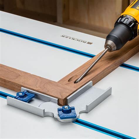 rockler  track corner stop rockler woodworking  hardware