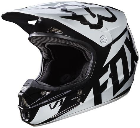 fox youth motocross gear fox racing youth v1 race helmet revzilla