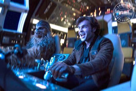 Han Solo Movies Images Reveal Alden Ehrenreich, Emilia