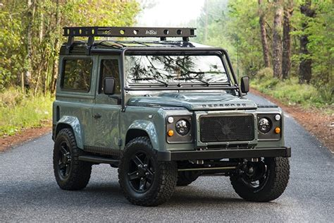 Build Your Own Vintage Land Rover At East Coast Defender