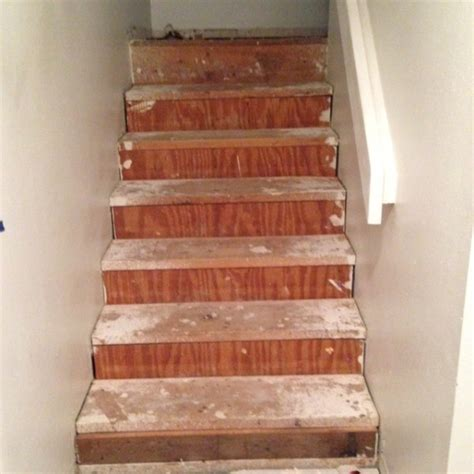 wood tile stairs recapping lulu s tileremodel with wood look tile planks