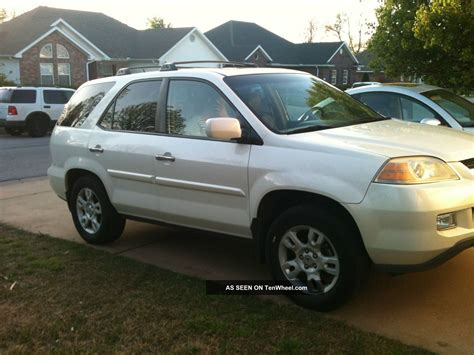 2005 Acura Mdx Touring Edition Tech Package
