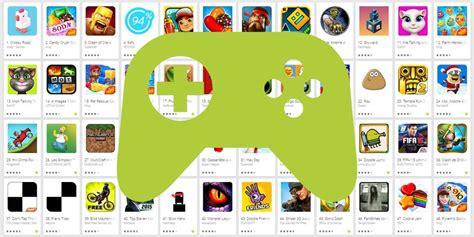 Top 10 Des Jeux Les Plus Téléchargés Sur Android Depuis