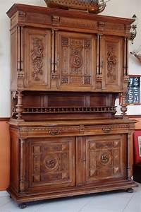buffet style henri 2 With les styles de meubles anciens