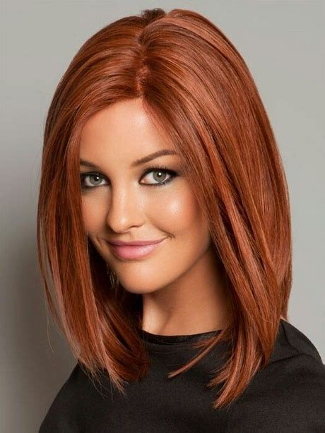 new medium length hairstyles 2015