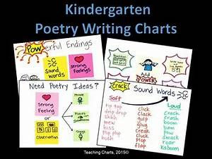 English Language Charts Kindergarten Poetry Writing Anchor Charts Lucy Calkins