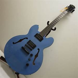 Used Epiphone Dot Studio Electric Guitar Ice Blue