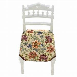 Couvre Chaise Style Tapisserie Blancheporte