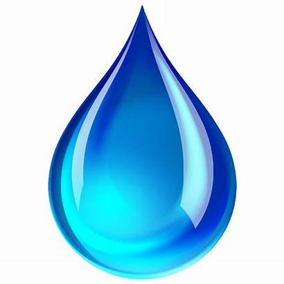 Drop Water Clipart Liquid Transparent Droplets Waterdrop
