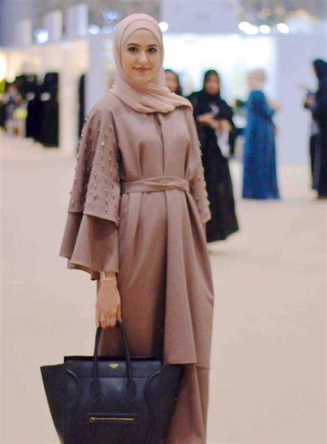 ide busana muslim modern  muslimah modis