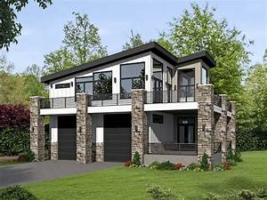 40 best modern garage plans images on pinterest modern for Carriage house plans modern