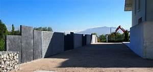 amenagement exterieur gabion condevaux With marvelous amenagement jardin avec pierres 17 maconnerie de jardin