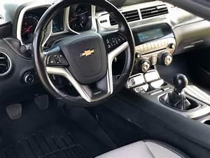 5th Generation 2012 Chevrolet Camaro Ss Manual  Sold
