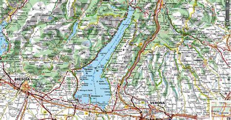 map  lake garda  italy holidaymapqcom