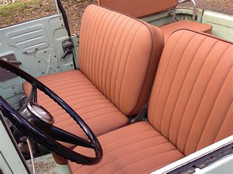 Upholstery Forum by Seat Upholstery Upgrade To My 1967 Fj40 Ih8mud Forum