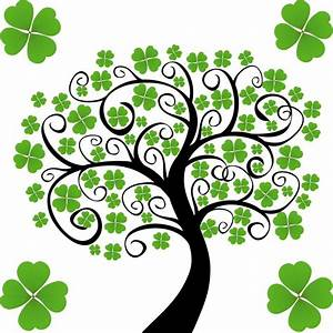 clip art shamrocks | Kids Stuff | Pinterest