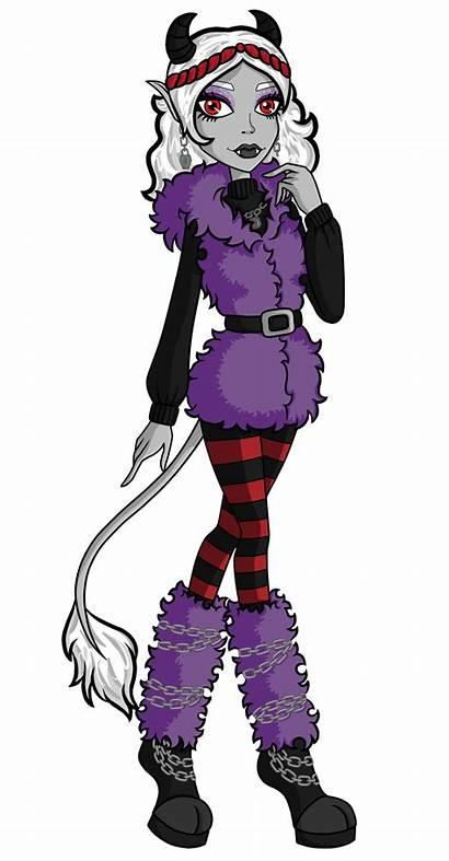 Monster Krampus Nicol Fandom Wiki Student