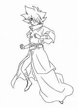 Beyblade Coloring Pages Zyro sketch template