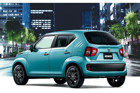 Suzuki Ignis 4k Wallpapers by New 2016 Maruti Suzuki Ignis Hd Images Types Cars