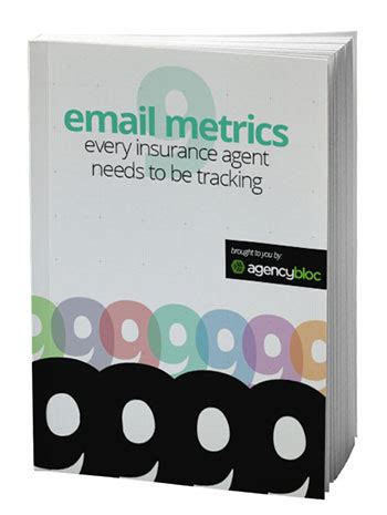 Free Ebook 9 Email Metrics Every Insurance Agent Should