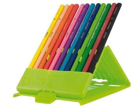 Krāsu zīmuļi MILAN, 12 krāsas - EKSPO BIROJS - biroja ...