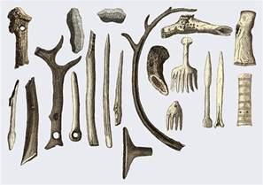 Prehistoric Bone Tools