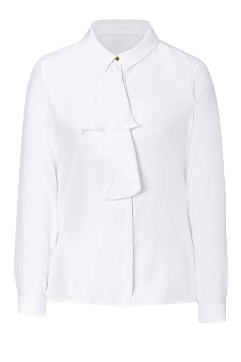 white blouse sleeve white satin blouse sleeve black blouse