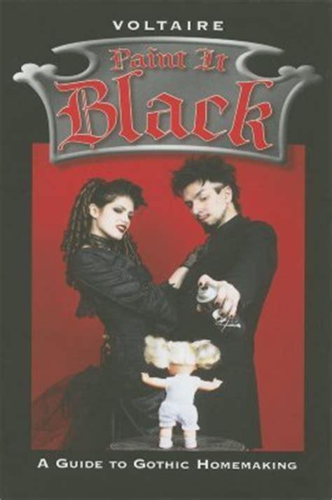 goth books