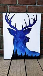 30 Best Canvas Painting Ideas for Beginners | Canvases ...