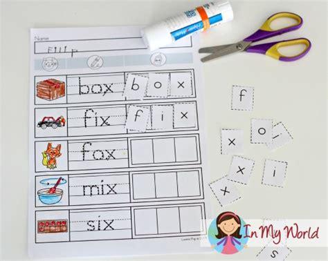 preschool letter x preschool letter x in my world 274