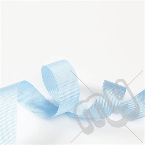 Your needs are of foremost importance. Sky Blue Grosgrain Ribbon 25mm x 20 metres - My Carrier ...