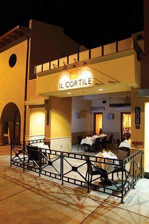 Il Cortile by Il Cortile Paso Robles Menu Prices Restaurant