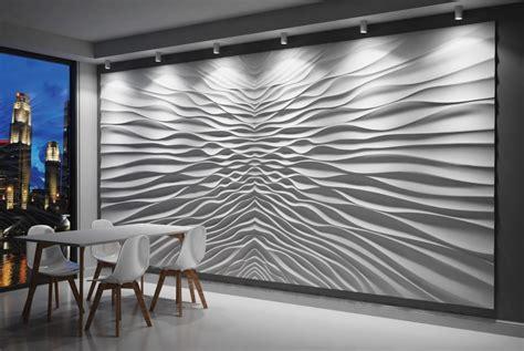 3d Wall by Gypsum 3d Panels Wallset