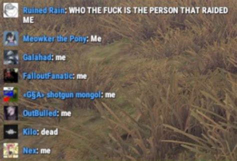 rust oh never change