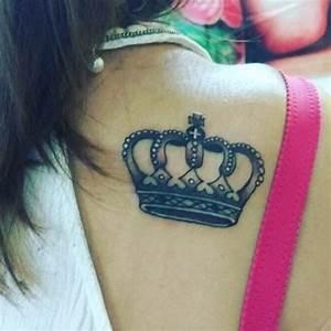 25+ best ideas about Crown tattoo on wrist on Pinterest ...