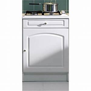Meuble Plaque De Cuisson : meuble bas de cuisine pour plaque de cuisson id es de ~ Premium-room.com Idées de Décoration