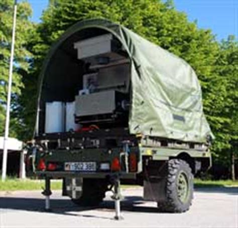 military trailer cer integrated military trailers improve mobility