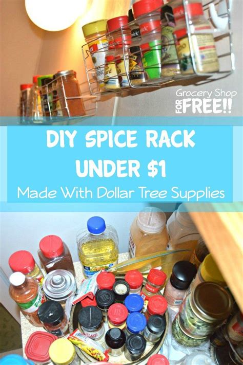 Dollar Store Spice Rack by 1891 Best Images About Diy And Crafts That Are Easy On