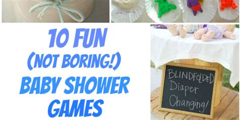funny baby shower games   children  examples