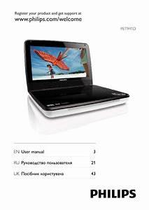 Pet941d  58 Manuals