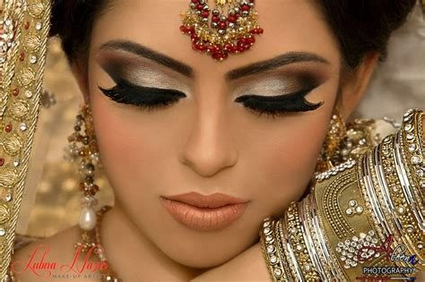Wedding Makeup : South Asian Wedding Makeup