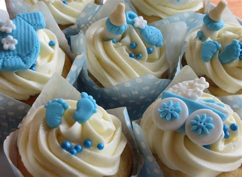 70 baby shower cakes and cupcakes ideas - Baby Shower Cupcake Ideas