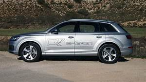 Does Faster Charging Make You Want An Audi Q7 Phev